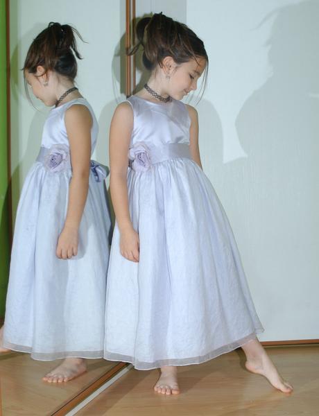 Společenské fialové slavnostní šaty družička, debenhams,122