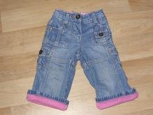 Kalhoty rifle džíny, george,86