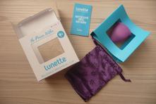 Menstruační kalíšek lunette 1,