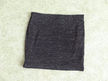 Černá sukně, amisu,38