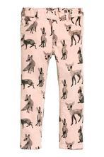 Zvířátkové kalhoty h&m,  1,5-2 roky, h&m,92