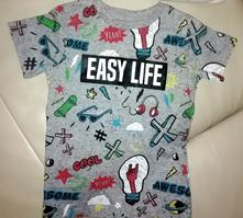 Bavlněné tričko  next easy life, next,104