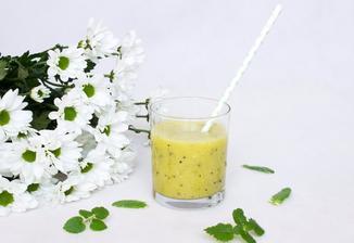 Ananas Maracuja smoothie