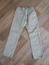 Plátěné kalhoty, lindex,128