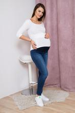 Těhotenské jeansy - výběr velikostí , l / m / s