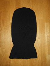 Pletená zimní kukla od vel.116-164, 116