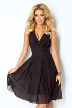 Šifonové šaty, xl