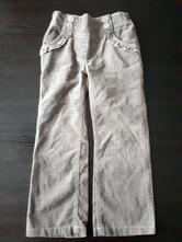 Manšestrové kalhoty, next,110