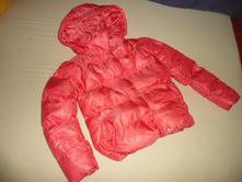Zimní bunda buřtíkatá vel 146, coolclub,146