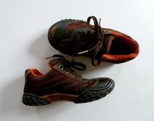 Kožené volnočasové boty bubble gummers vel. 28, bubble gummers,28
