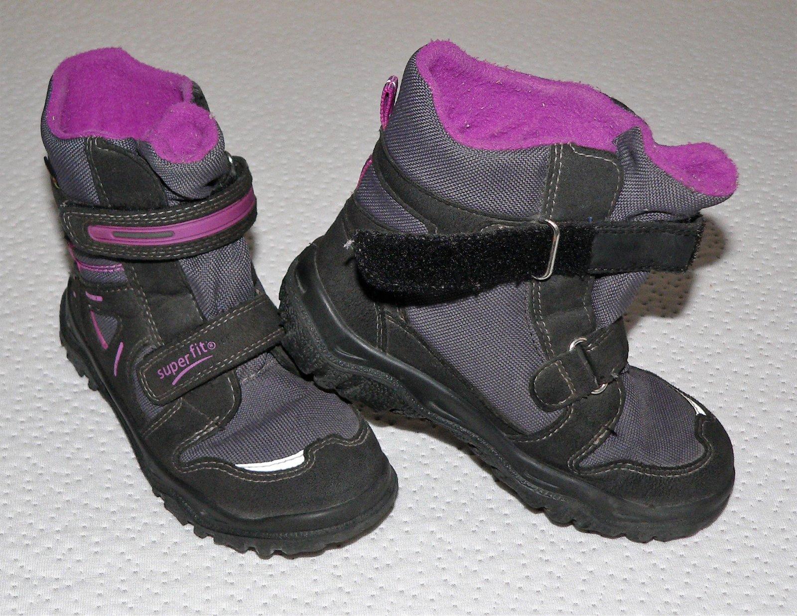 Superfit zimní boty 84e79ef27c