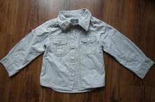 Chlapecká pruhovaná košile vel. 98, h&m,98