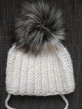 Zimní háčkovaná čepice, 104