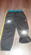 Softshellove kalhoty vel.116, 116