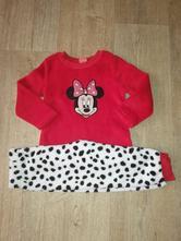 Pyžamo dívčí myška minnie vel.92, disney,92