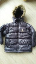 Zimní bunda 110-116, lupilu,116