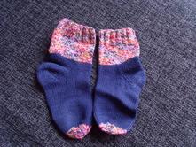 Pletené ponožky, 20