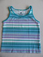 Letní elastické triko,,,h&m,,,110/116, h&m,110