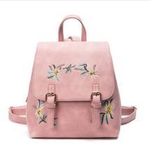 Dámský batoh lady růžový,