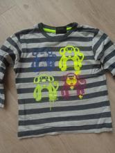 Tričko s opičkami, next,80