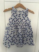 Šaty h&m 9-12měsíců, h&m,80