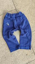 Tepláky / tepláčky tmavě modré, lupilu,86