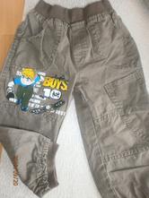 Platene kalhoty, 80