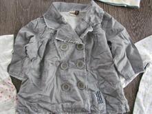 Jarní/letní kabátek - sáčko vel. 68, 68