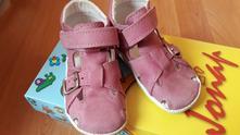 Sandálky dívčí, jonap,21