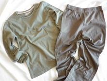 Vel. 122 pyžamový zelený komplet, 122