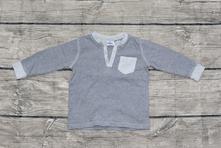 Bavlněné triko 3-6m, f&f,68