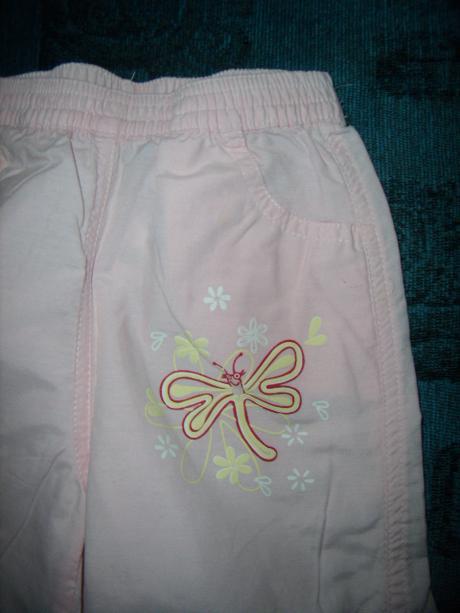 Plátěný kalhoty-v.80 86 2e16ce3fbf