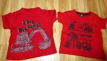 Set triček, rebel,80
