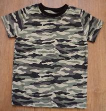 131b1875dc44 Maskáčové tričko