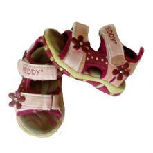 Sandálky s kytičkami, peddy,20