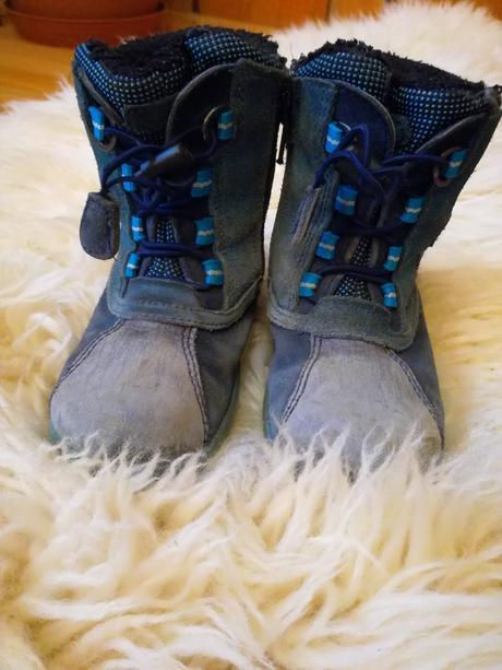 Zimní boty, ecco,27