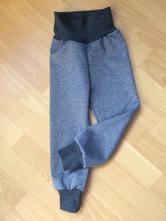 Softshellové kalhoty melírované, 92 / 98