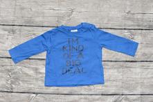 Bavlněné triko, f&f,68