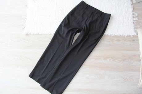Z5 černé kalhoty, 36