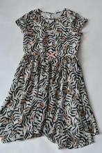 Motýlové šaty, h&m,134