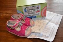 Dětské papuče a domácí obuv   DPK - Dětský bazar  ff98e9ff91e