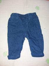 Manžestrové kalhoty , marks & spencer,62