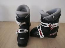 2x dětské lyžáky alpina vel 28,