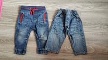 Dvoje džíny pro kluka, marks & spencer,80
