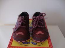 Dětské kožené boty, essi,19