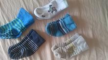Teplé ponožky, 19
