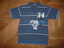 Tričko s límečkem, rebel,152