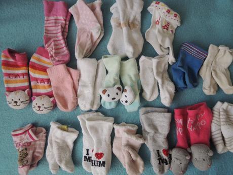 Dětské ponožky, 17