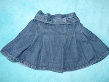 Riflová sukně, george,80
