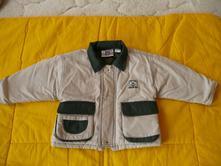 Chlapecká bunda přechodová vel.80, 98